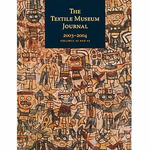 The Textile Museum Journal